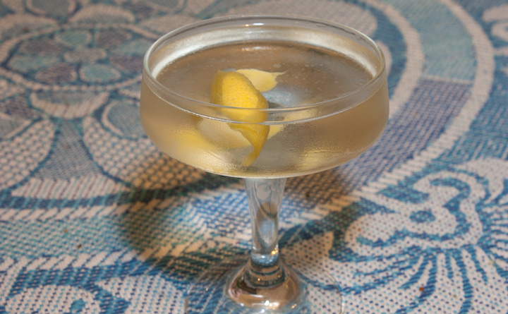 Martini Display